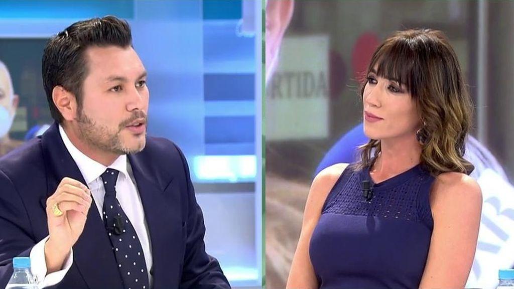 La tensa discusión entre Patricia Pardo y el abogado de Angela Dobrowolski