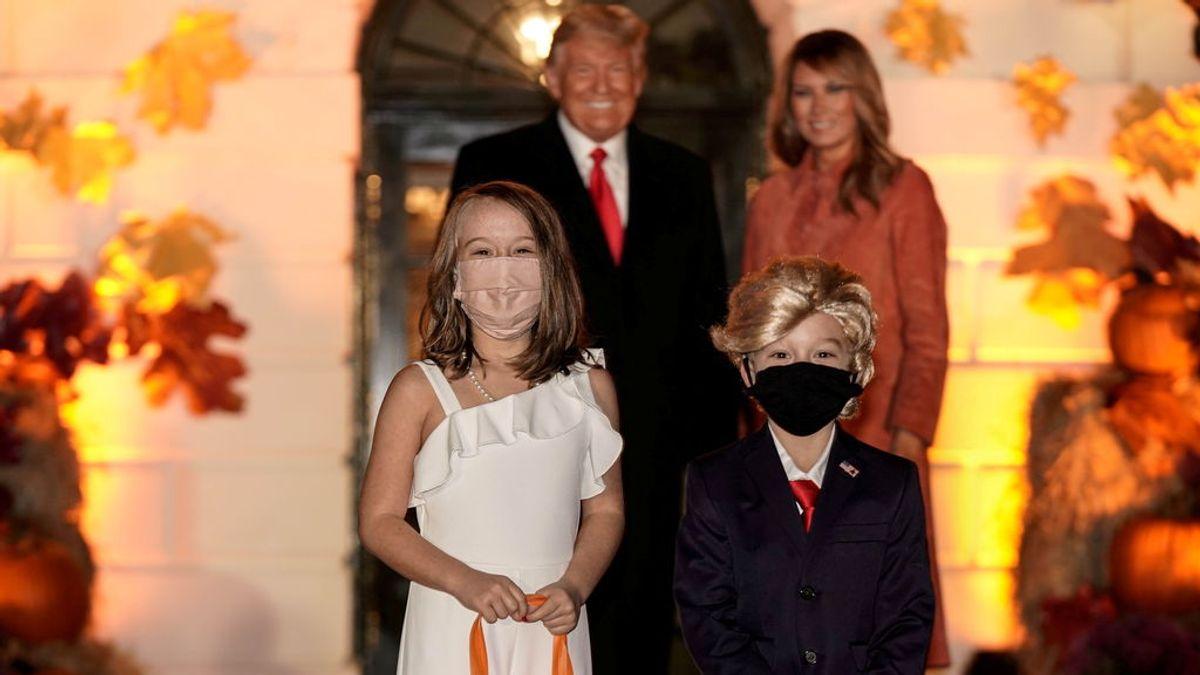 Halloween 2020 en la Casa Blanca