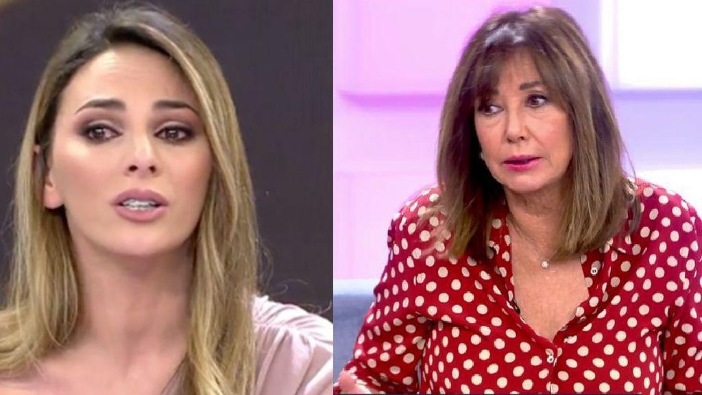 Ana Rosa no entiende la actitud de Irene Rosales con su marido