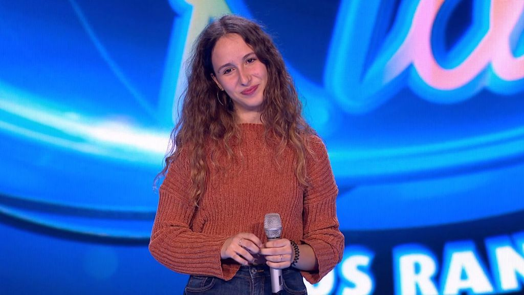 La actuación de Laura Gibert