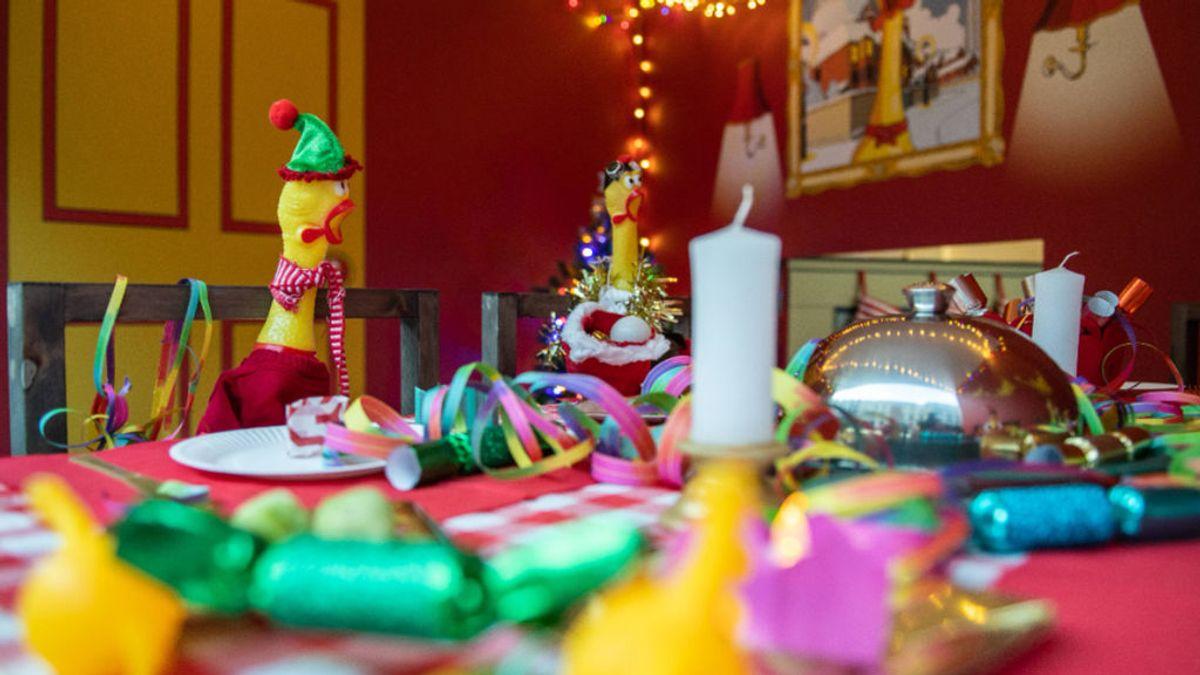 La reinvención de las cenas de empresa de Navidad en tiempos de Covid: en formato online y karaoke virtual