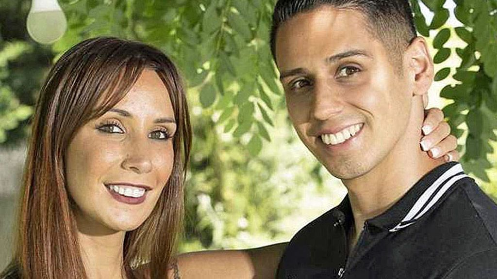 Así eran Fani Carbajo y Christofer hace ocho años: su asombroso cambio físico en los inicios de su relación