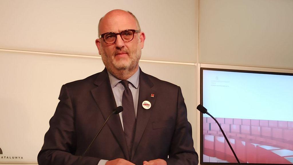 Junts per Catalunya destituye a su portavoz Eduard Pujol por una denuncia de acoso sexual