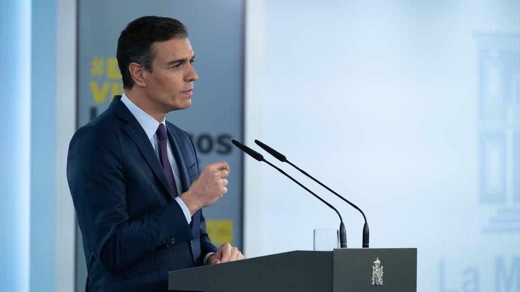 Sánchez anunciará en la Conferencia de Presidentes que los PGE serán aprobados este martes