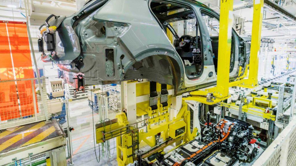 España deja de producir más de 750.000 vehículos entre enero y septiembre por el Covid-19