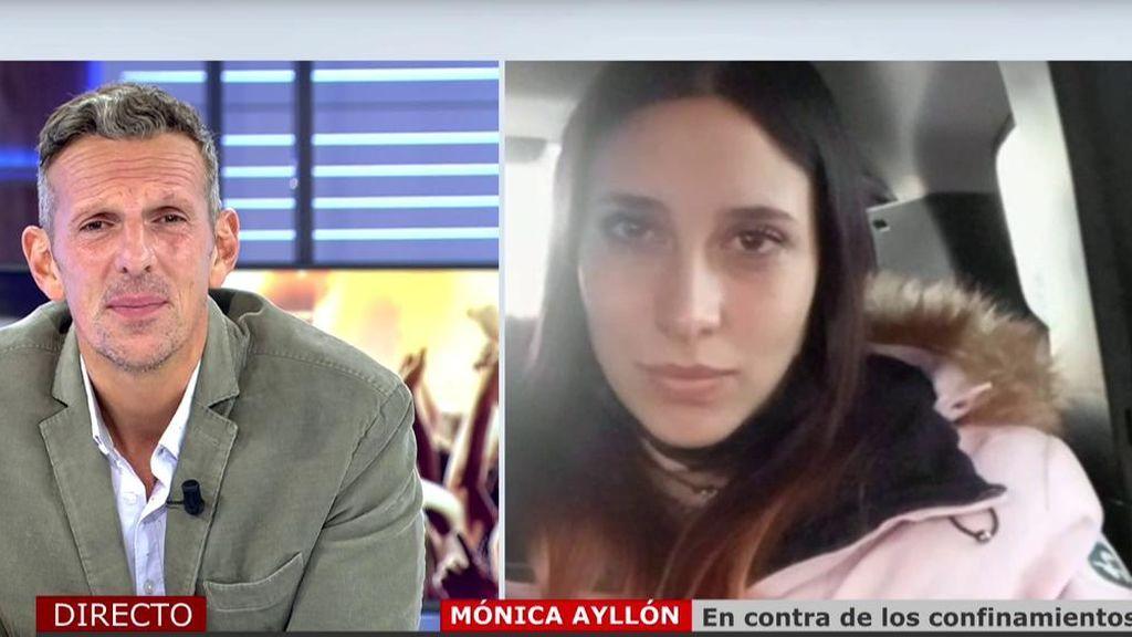 Segunda entrevista joven Mónica