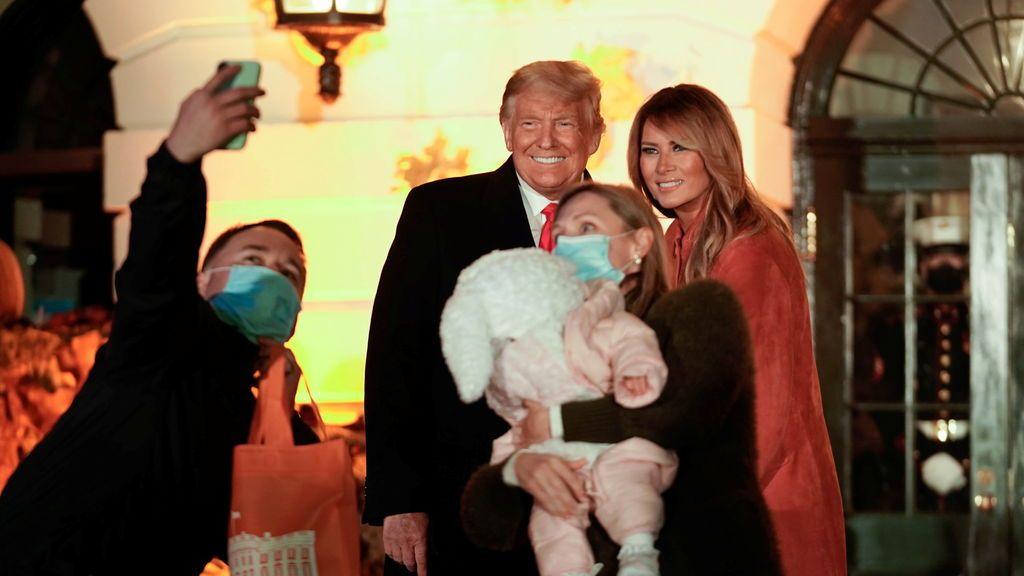 Fiesta de Halloween 2020 en la Casa Blanca