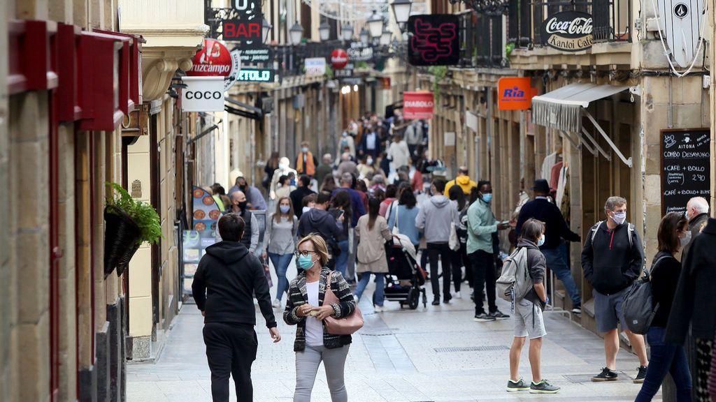 San Sebastián entra en zona roja  y prepara limitaciones de movilidad
