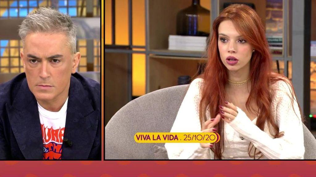 """Kiko Hernández responde a las críticas de Alejandra Rubio: """"El modelo de televisión que yo hago y tú criticas es el mismo que hacía tu abuela"""""""