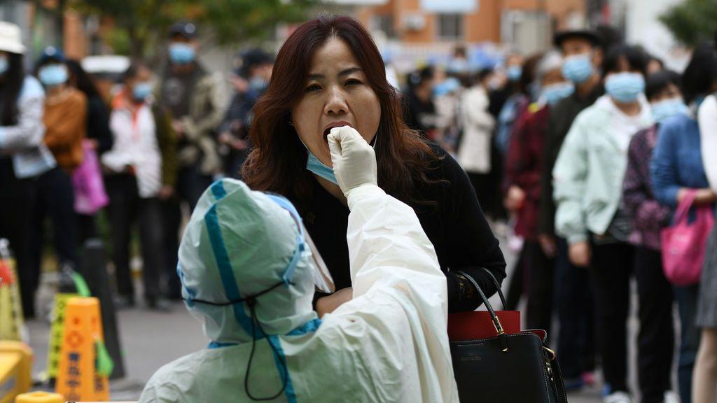 China test a una ciudad entera por un caso asintomático