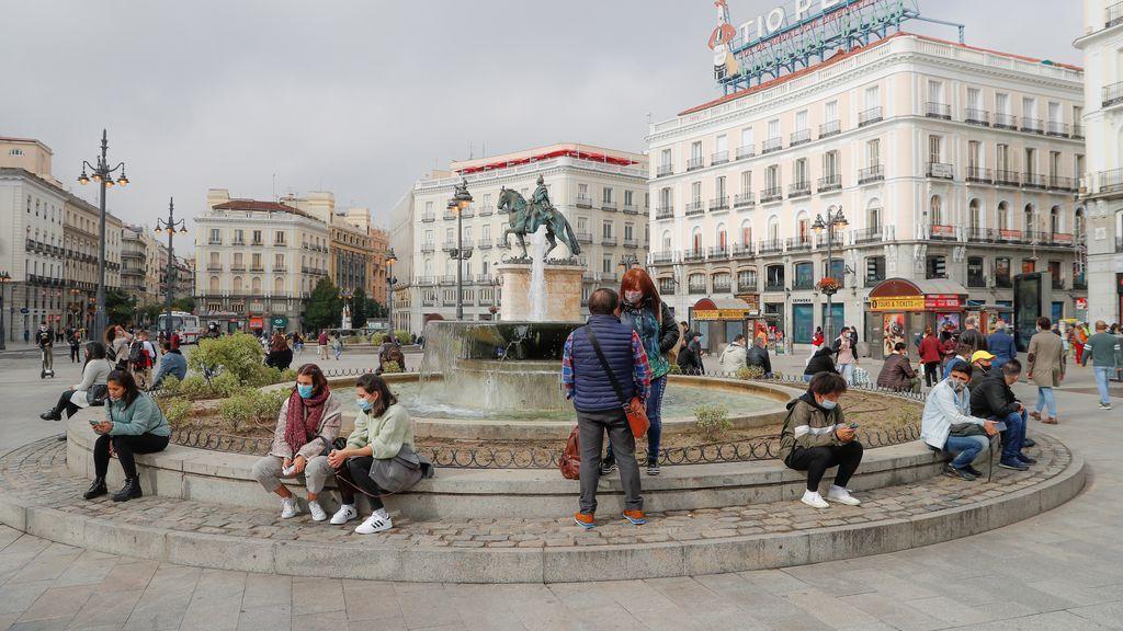 Caen los contagios en Madrid con 521 nuevos casos, 223 en las ultimas 24 horas, y 41 muertes más