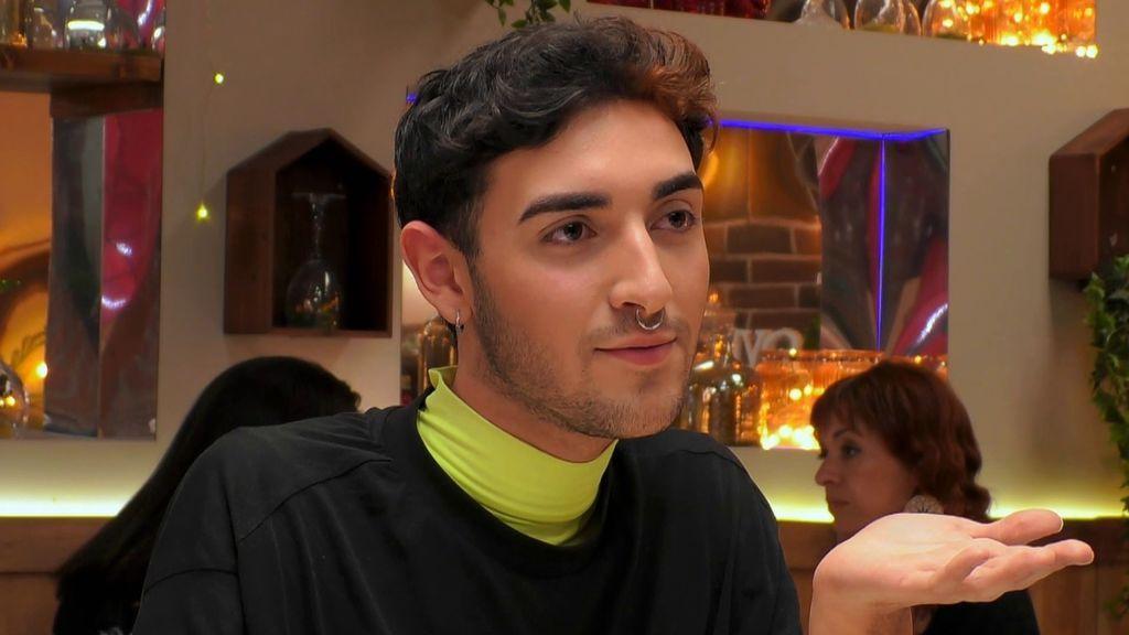 Gorka relata los problemas que tuvo con su familia cuando dijo que era homosexual