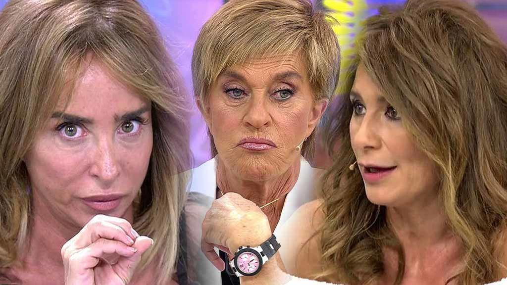 Falta de confianza, decepción y cobardía: lo que ha enfrenta a Chelo Gª Cortés con Gema López y María Patiño
