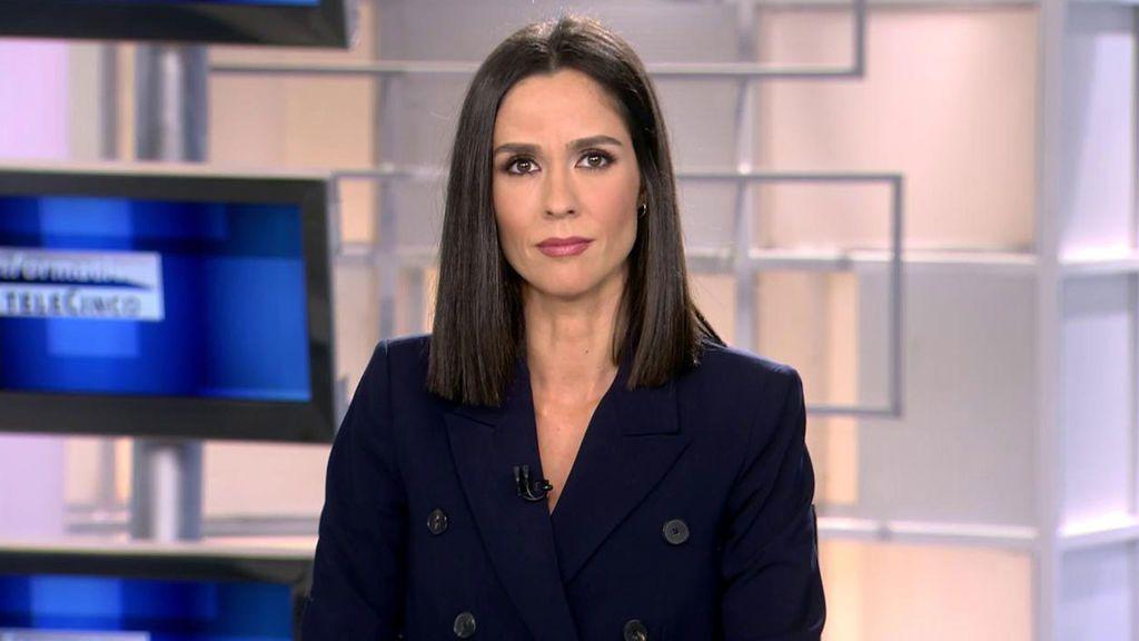 Con Alba Lago y Arancha Morales Informativos Telecinco 2020 Matinal 26/10/2020