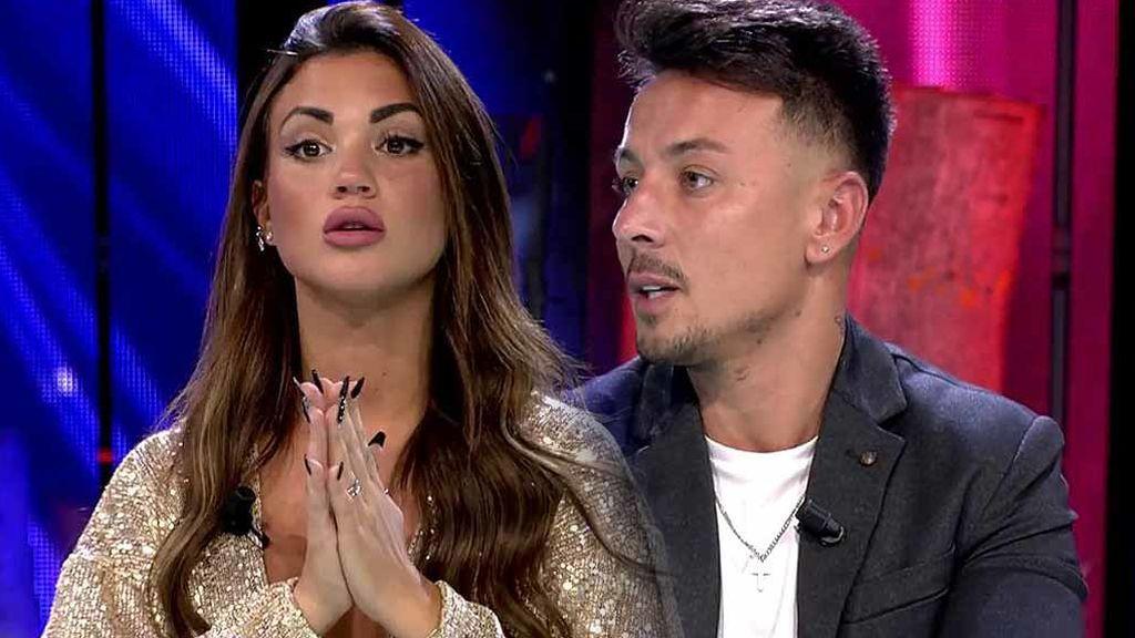 """Lo que pasó en publi entre Melodie y Cristian: """"Se fue a por él y le llamó de todo"""""""