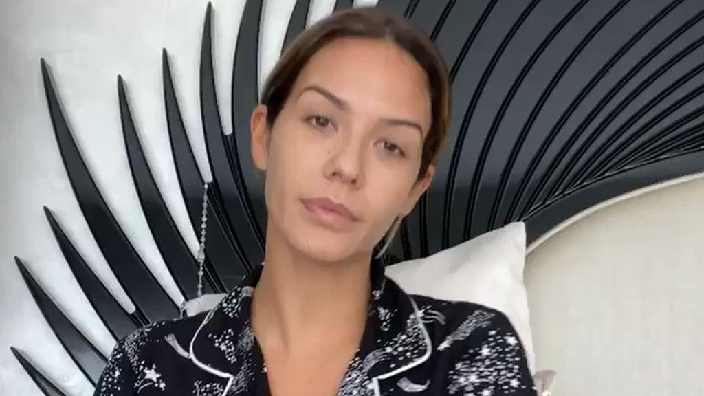 """Tamara Gorro, tras su operación: """"Estoy esperando los resultados, pero va a a estar todo perfecto, estoy segura"""""""