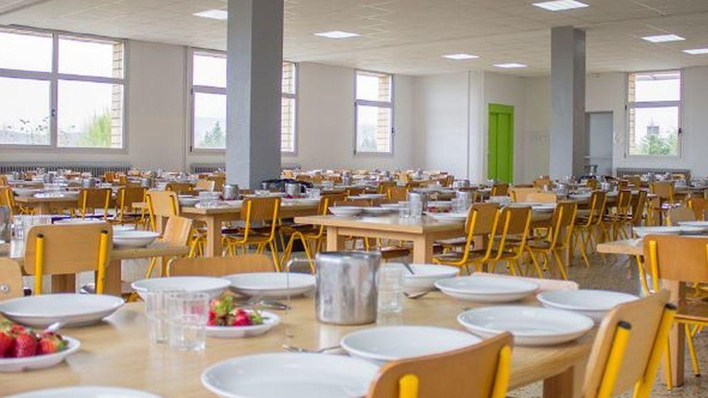 Los comedores de las escuelas privadas se quejan de que el aumento del IVA podría llevarlas a desaparecer