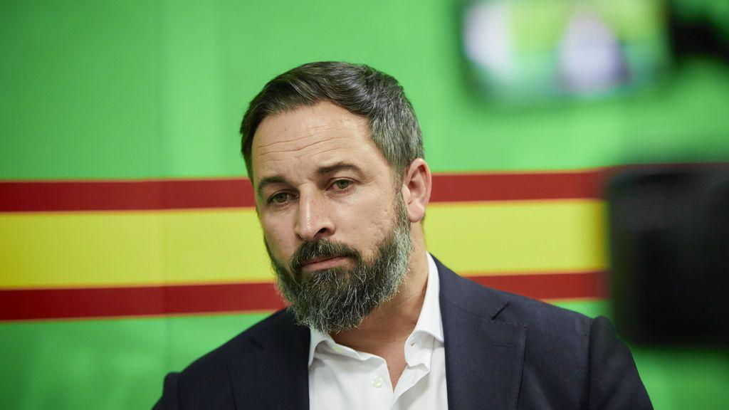 """Santiago Abascal al PP: """"Ya no vamos a llamarles derechita, serán solo cobarde"""""""