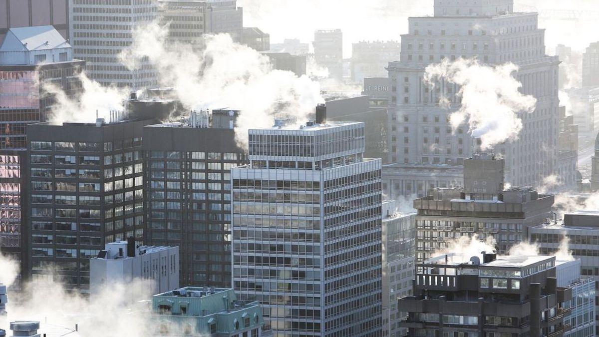Un estudio científico lo demuestra: el 15% de las muertes por COVID-19 podría deberse a la polución del aire