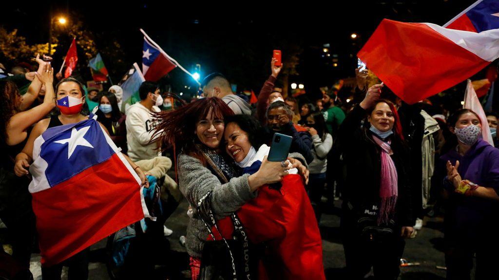 Chile celebra el cambio de Constitución