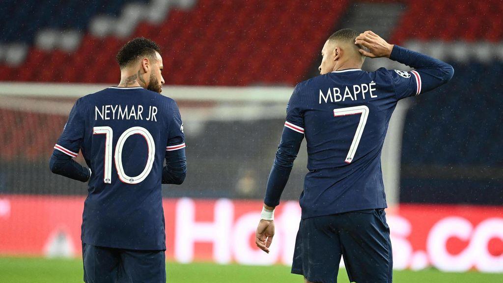 """Al-Khelaïfi, obsesionado con renovar a Mbappé: dejó de lado a Neymar, se reunió con el francés y este le dijo """"no"""""""