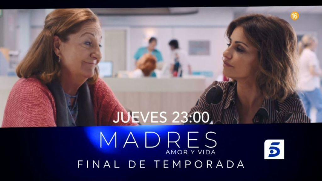 Final de temporada de Madres, en Telecinco