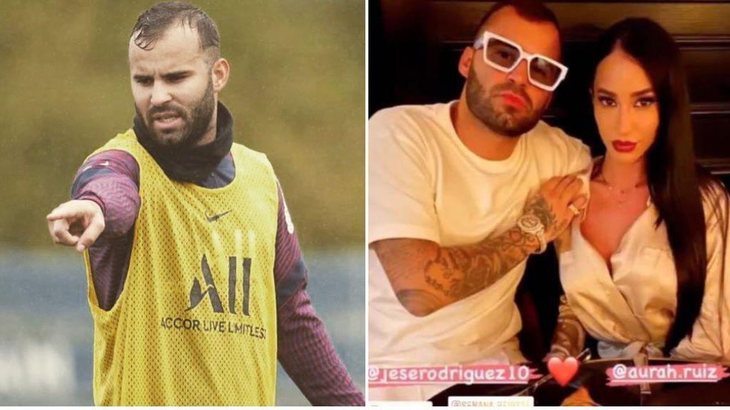El inimaginable cambio de actitud de Jesé Rodríguez tras confirmarse su reconciliación con Aurah: en el PSG alucinan