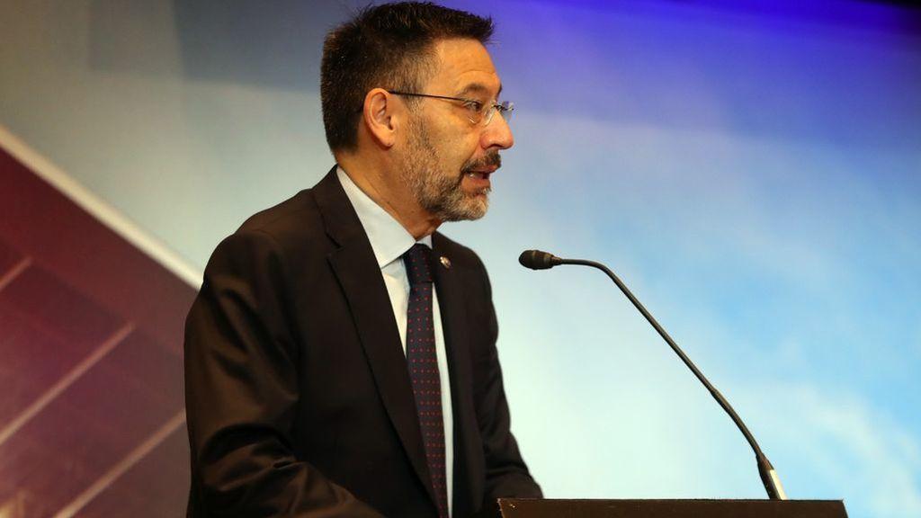 Bartomeu dimite como presidente del Barça para que no se celebre el voto de la moción de censura