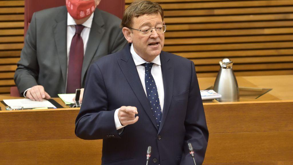 """Ximo Puig se plantea cerrar la Comunidad Valenciana antes del puente, """"si fuera necesario"""""""