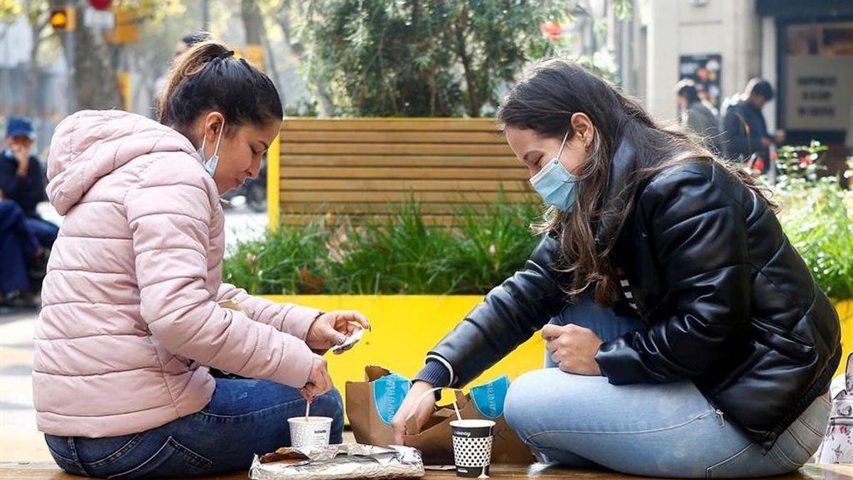 Última hora del coronavirus:   La pandemia sigue al alza en Cataluña con 5.081 nuevos casos y 39 muertos