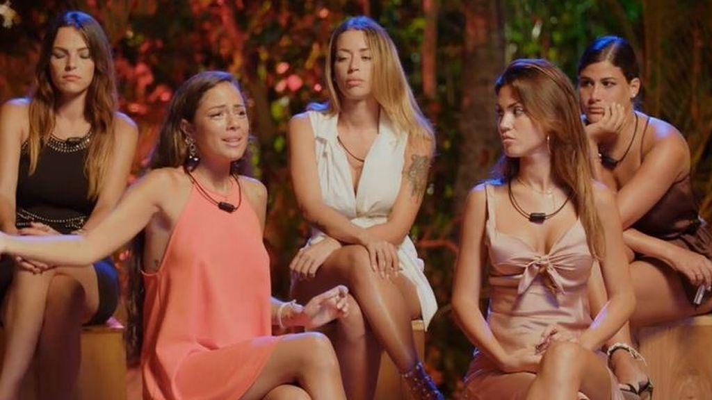 Las chicas de 'La isla de las tentaciones' vuelven a verse por primera vez: así ha sido su divertido encuentro