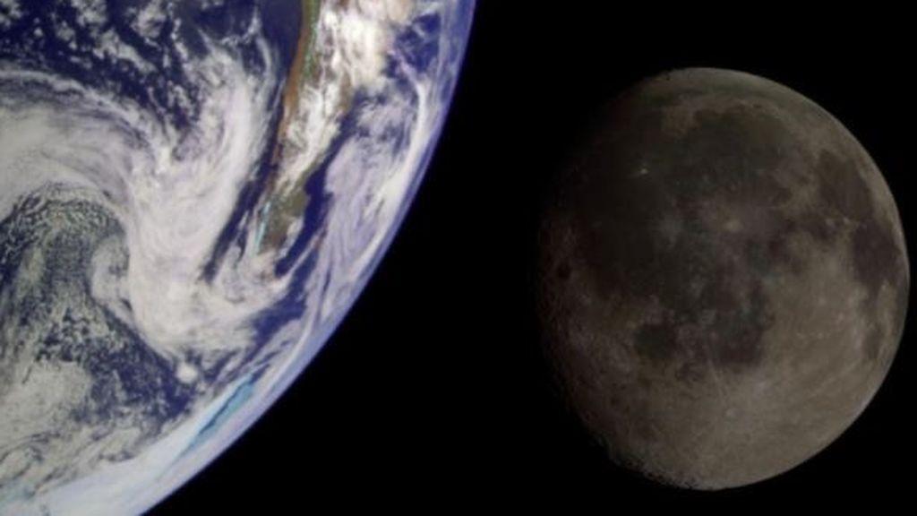 Un geólogo explica por qué es tan importante que se haya encontrado agua en la Luna