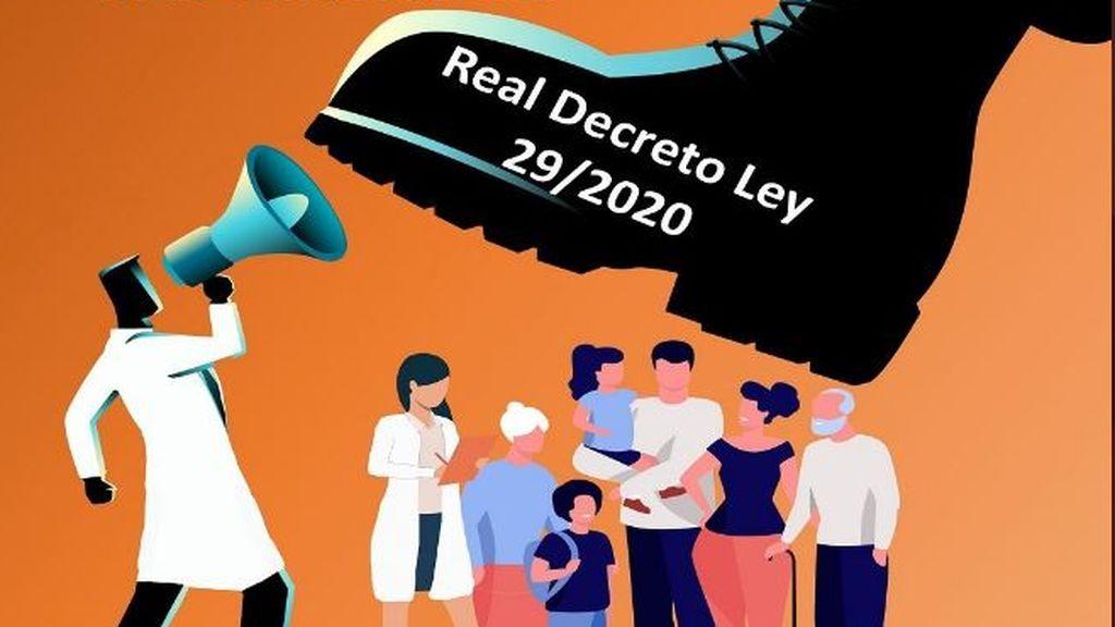 Huelga de médicos en toda España por la precariedad y el maltrato que sufren