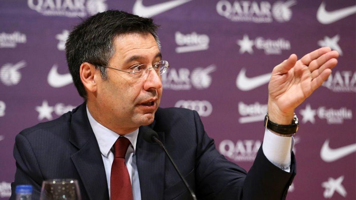 Todos los despropósitos de Bartomeu que terminaron con la paciencia de Messi y con su dimisión en el Barça