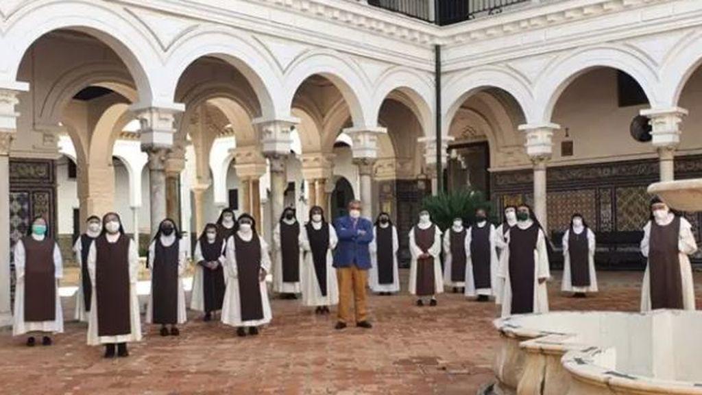 Las monjas del convento de Santa Paula superan el coronavirus