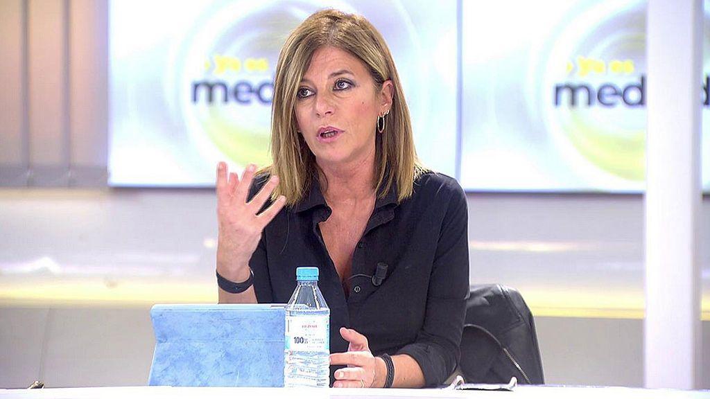 """Esther Palomera, denuncia la multitudinaria fiesta de 'El Español': """"Es una vergüenza nacional"""""""