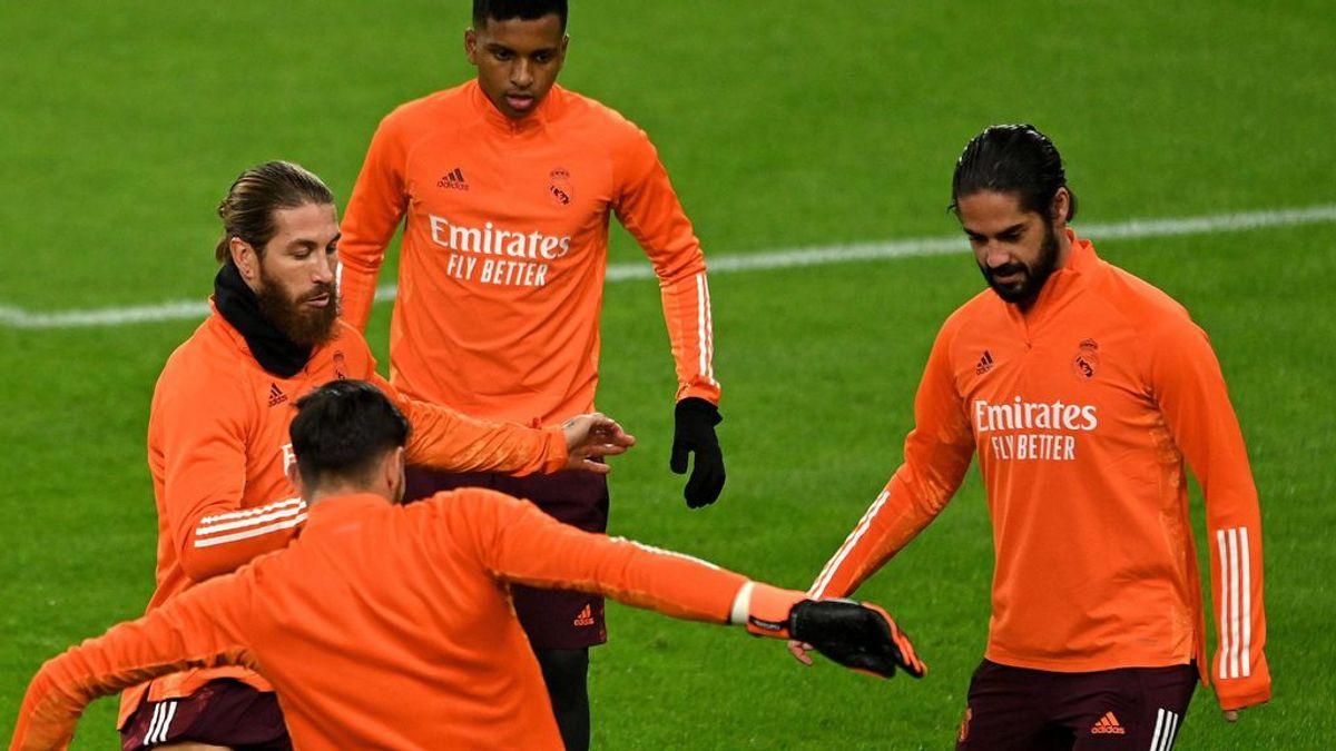 Sergio Ramos e Isco tienen un encontronazo tras 'El Clásico': es tu tercera bronca en tres años