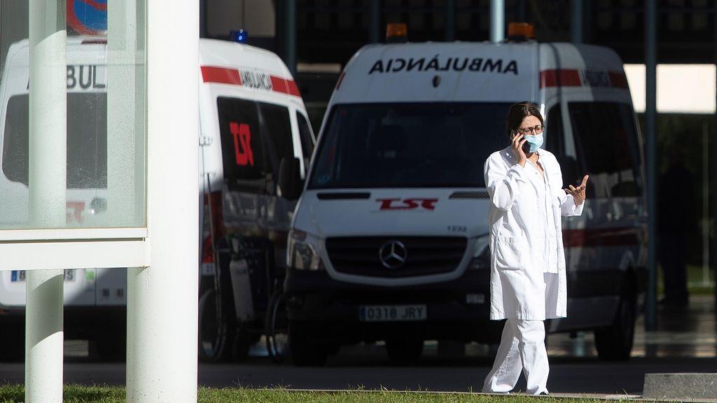 España suma 18.418 contagios de coronavirus y 267 muertes