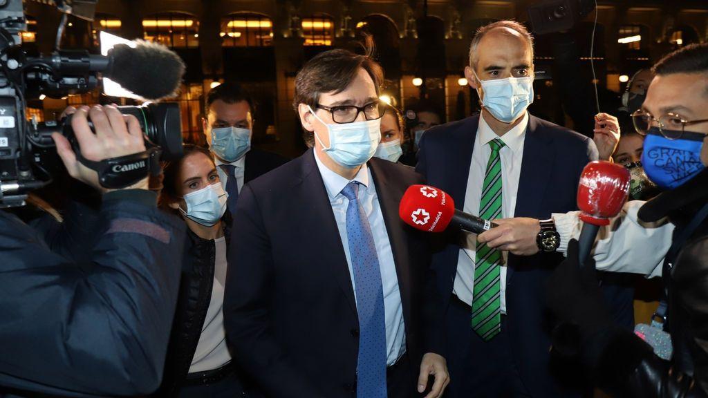Críticas a los 80 vip (incluidos ministros) que acudieron a la fiesta de El Español
