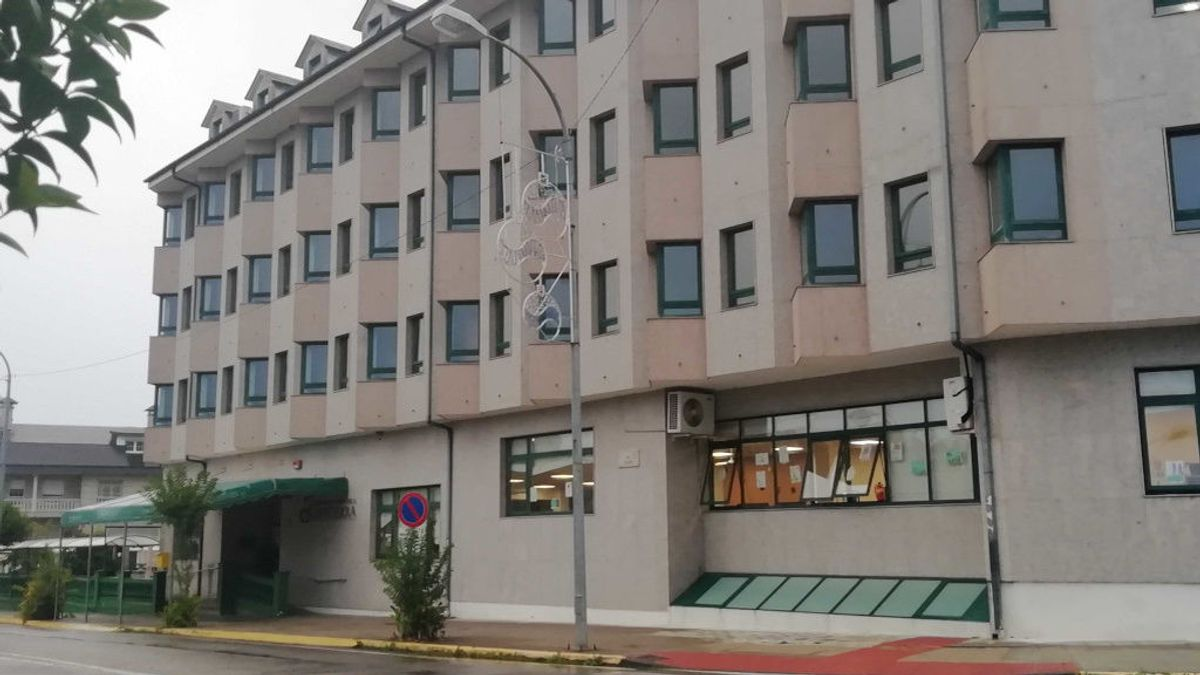 La Xunta interviene la residencia de Salvaterra de Miño (Pontevedra), con el 80% de los usuarios contagiados
