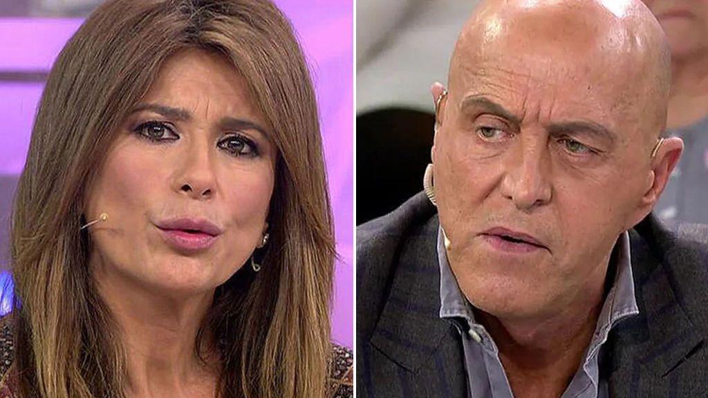 Los motivos de la enemistad de Kiko Matamoros y Gema López: sus enfrentamientos en 'Sálvame'