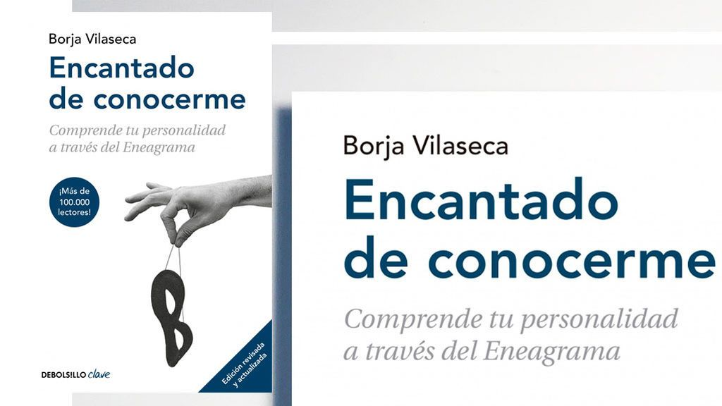 Borja Vilaseca presenta 'Encantado de conocerme', su nueva obra que trata de ayudarnos a conocernos a nosotros mismos a través del sistema del Eneagrama