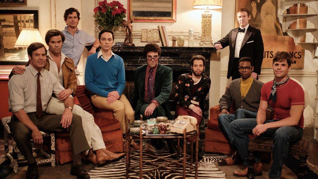 'The boys in the band', la adaptación de un clásico del teatro LGTBI con un casting 100% gay