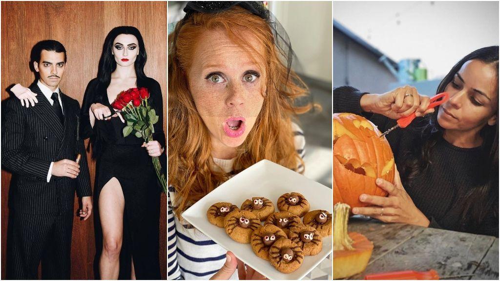 De las Kardashian a Íker Casillas: los vips se preparan para la noche de Halloween