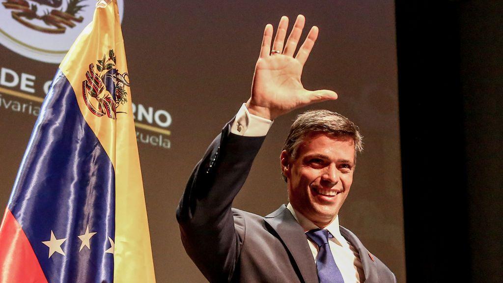 """Leopoldo López: """"Venezuela será libre por la fuerza de los venezolanos, no por agentes externos"""""""