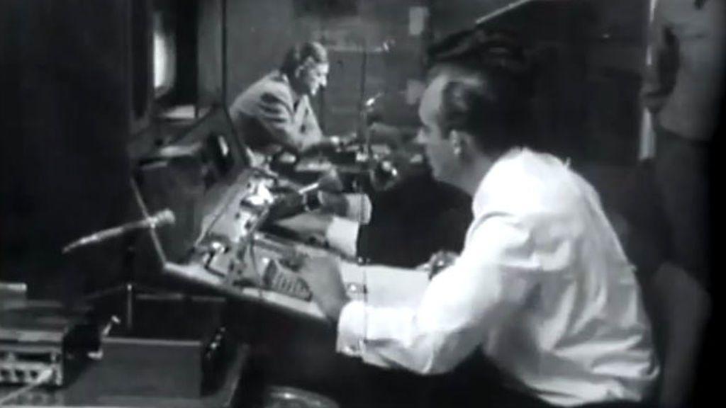 Nacimiento de TVE en 1956