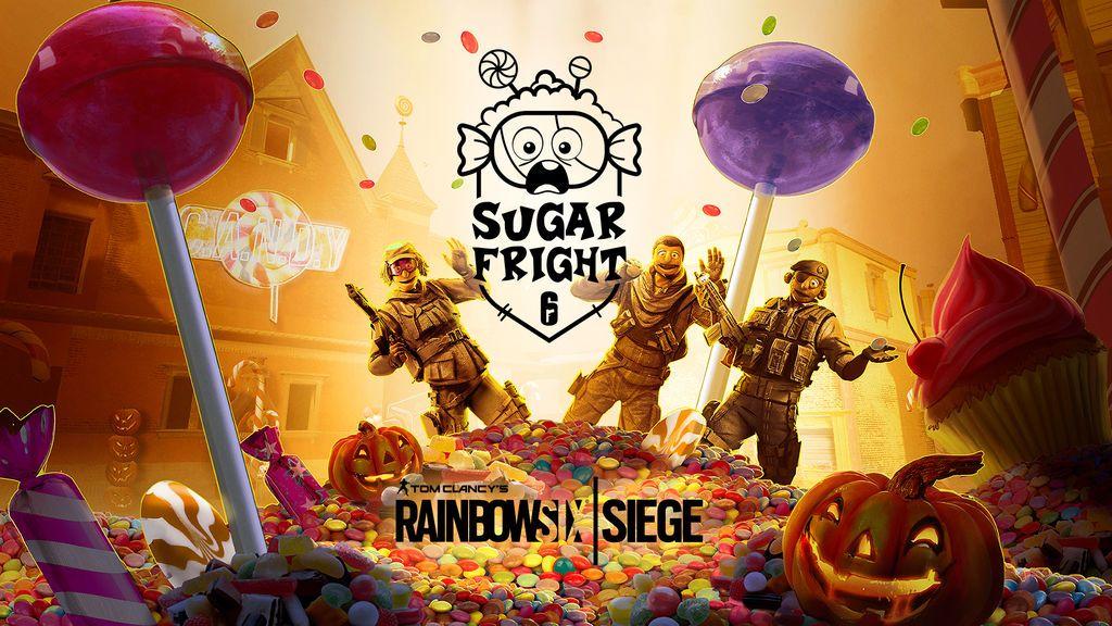 Rainbow Six Siege lanza un evento de Halloween muy dulce
