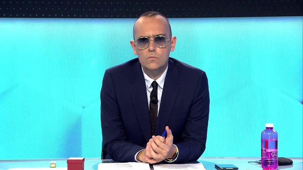 Risto Mejide, enfadadísimo con los políticos por acudir a la fiesta de 'El Español'
