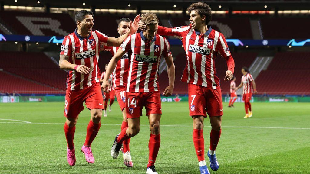 Joao Félix da la victoria al Atlético de Madrid ante el Salzburgo