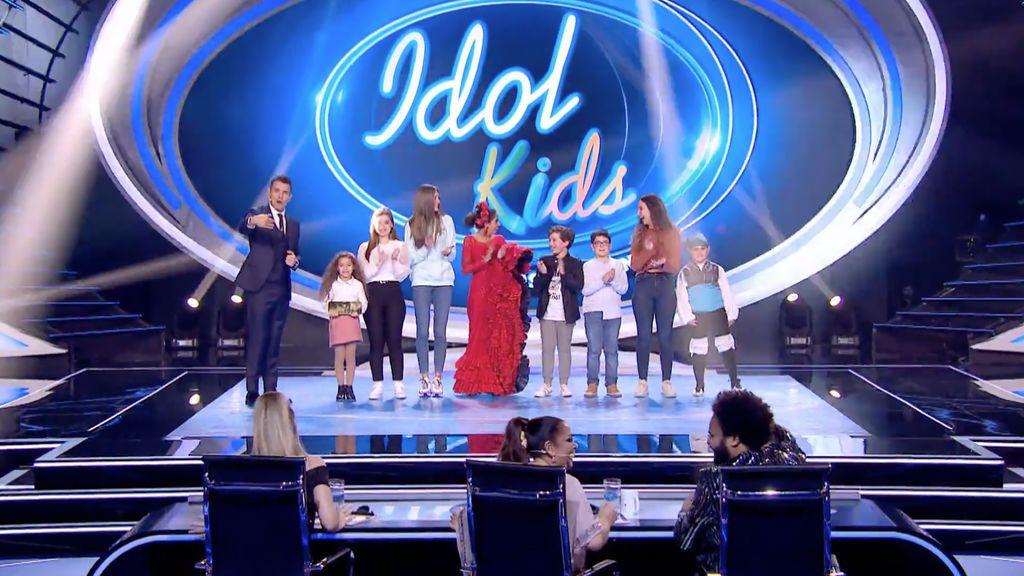 El arranque de 'Idol Kids: los rankings' otorga al formato su mejor share de la temporada con un 18,1% de cuota de pantalla